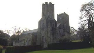 St Germans Priory