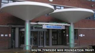 South Tyneside Hospital