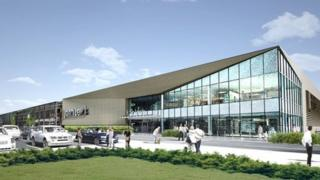 Plans for John Lewis store at