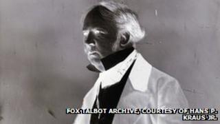 William Fox Henry Talbot negative