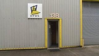 DPDS Leaflet Distribution Ltd offices