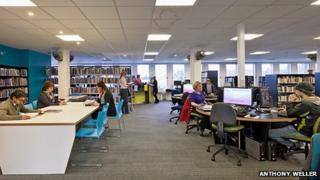 Bracknell Library