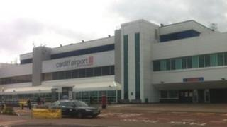 Cardiff airport