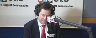 Nick Clegg on LBC 97.3FM radio phone in