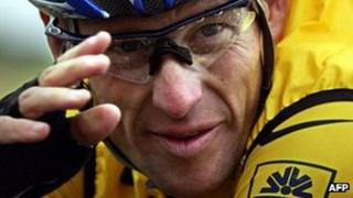 Lance Armstrong. File photo
