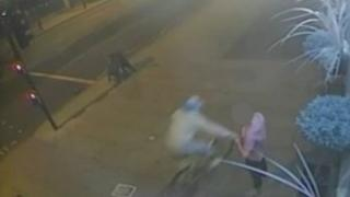 CCTV of mobile phone theft