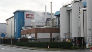 Muller UK factory