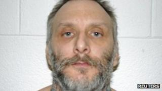 Robert Gleason Jr is shown in this March 2011 handout photo supplied by Virginia Department of Corrections