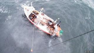 Amy Harris rescue