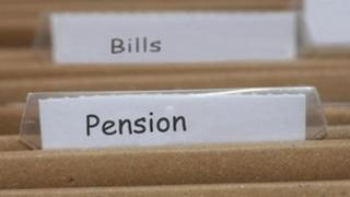Pension file