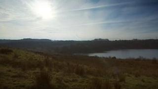 Meeth quarry in north Devon