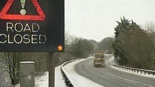 Dorset snow plough
