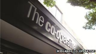 The Co-op logo