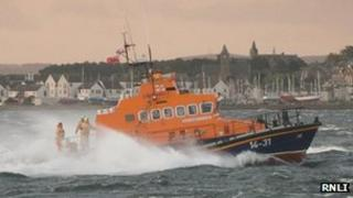 Broughty Ferry RNLI