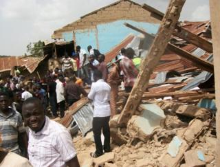 Suicide bombing in Northern Nigeria blamed on Boko Haram