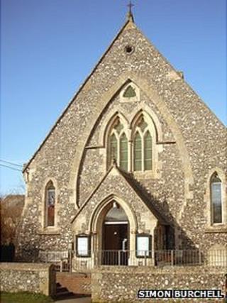 URC Chapel, Broad Chalke, Wiltshire