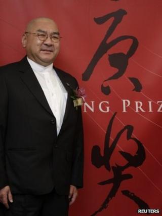 Samuel Yin