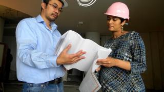Pallavi Dean at work
