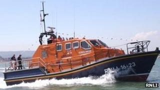 Diamond Jubilee lifeboat