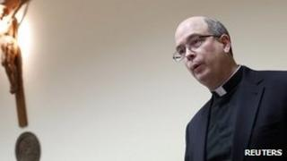 Father Robert Oliver