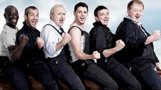 Full Monty cast