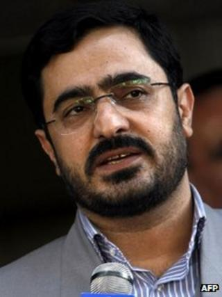 Saeed Mortazavi in 2007