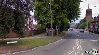 Chevalier Street in Ipswich