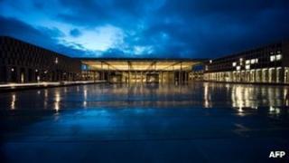Berlin Brandenburg International Airport