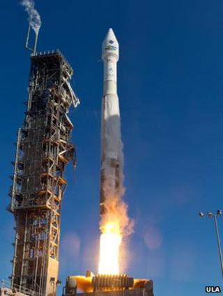Landsat launch