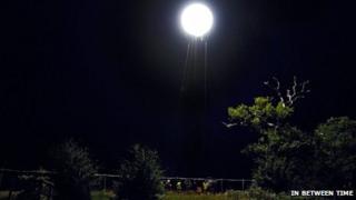 The fake moon