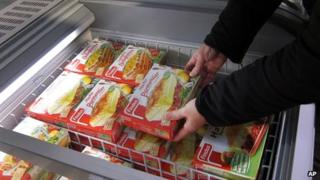 Findus lasagne withdrawn over horsemeat content
