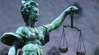 Court statue generic