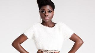 Pop star Gamu Nhengu