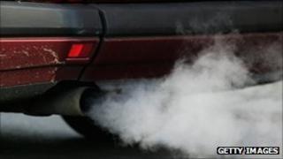 Car exhaust generic