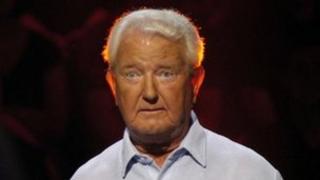 Derek Batey, pictured in 2003