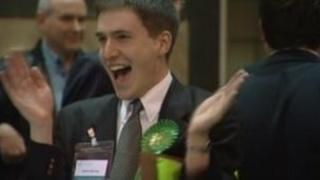 Adrian Ramsay, Green Party