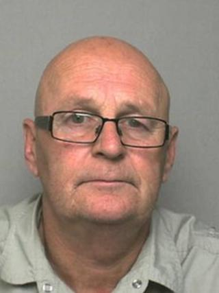 Brian Austin, 59, of Kingsley Close, Whitley Wood
