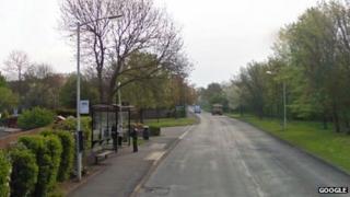 Durham Road bus stop