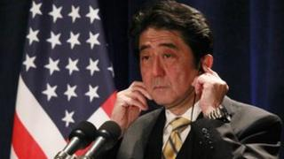 Media in China feel Shinzo Abe failed to get US support over territorial disputes