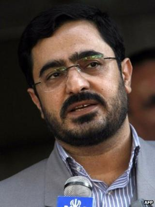 Saeed Mortazavi (file photo)