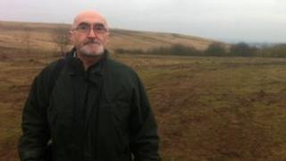 Mark Glover, chair of the Gedling Conservation Trust