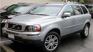 A Volvo XC90
