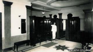 Turkish Bath in 1929