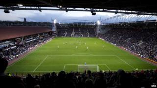 Tynecastle Stadium