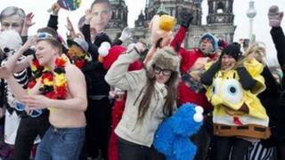 Harlem Shake in Berlin