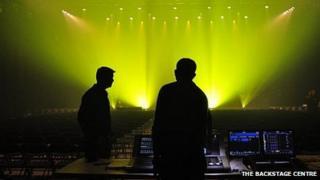 Auditorium at The Backstage Centre