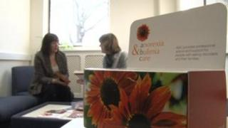 Southmead Hospital: New eating disorders unit