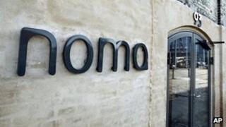 Noma restaurant. File photo