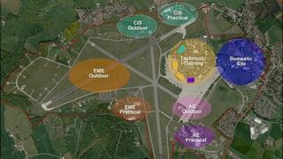 Ministry of Defence (MoD) plans to turn RAF Lyneham in Wiltshire