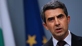 Bulgarian President Plevneliev